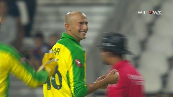 Agar picks five wickets