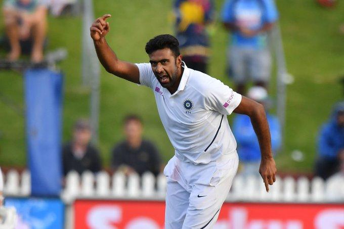 Ashwin took 3 wickets in total