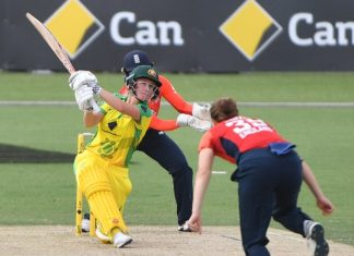 Australia Women's Triseries Australia vs England second match