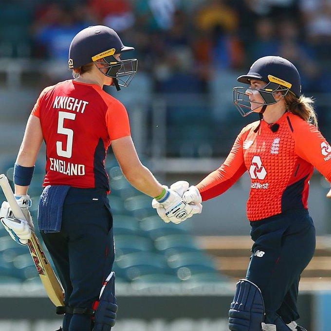 Australia women's Triseries Australia vs England