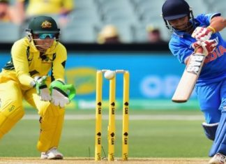 Australia women's triseries Australia vs India Australia win