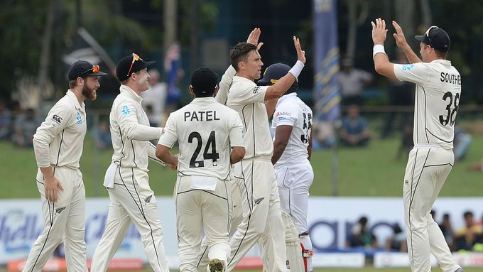 Boult along with patel