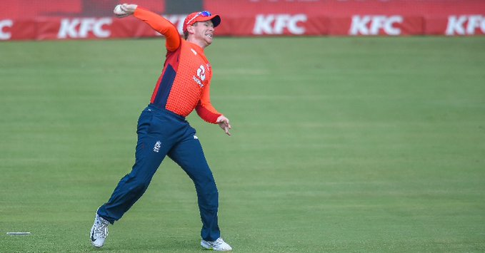 England fined in 3rd T20I