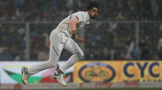 Ishant Sharma injured