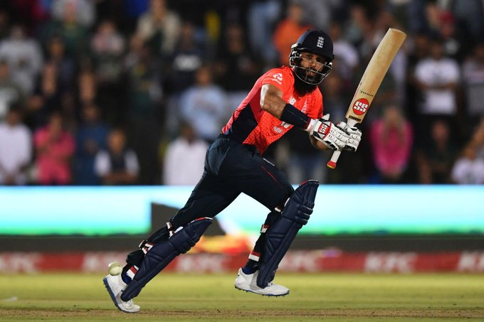 Moeen Ali player of the match