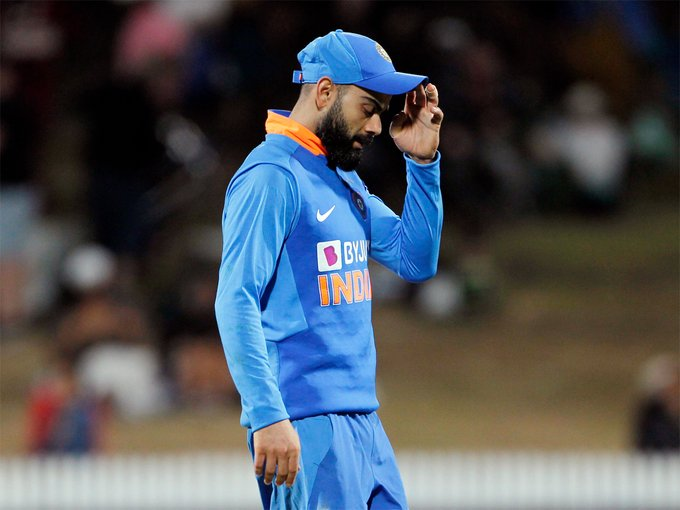 Team India face continuous fine in three matches for maintaining slow over rate.