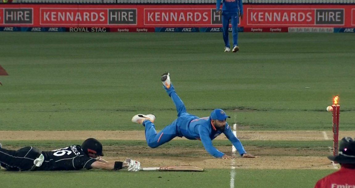 New Zealand Vs India 1st ODI highlights