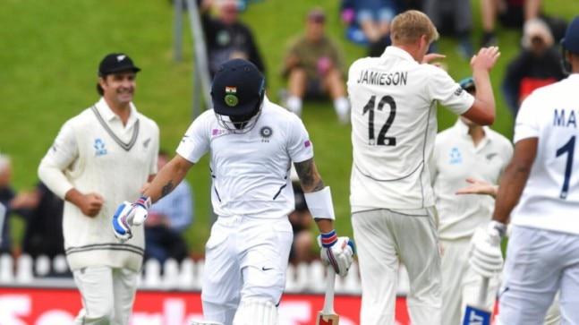 New Zealand vs India 1st test