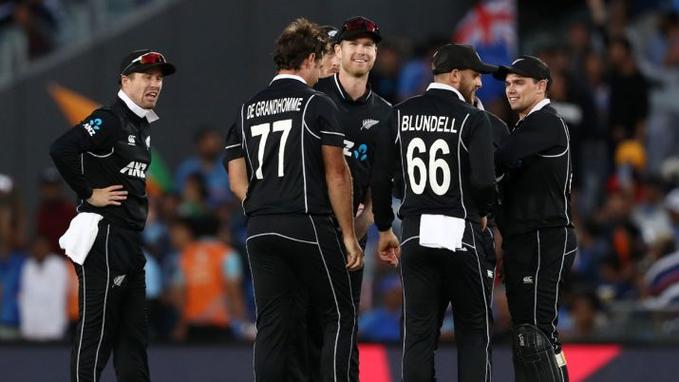 New Zealand vs India 2nd ODI new Zealand bowlers