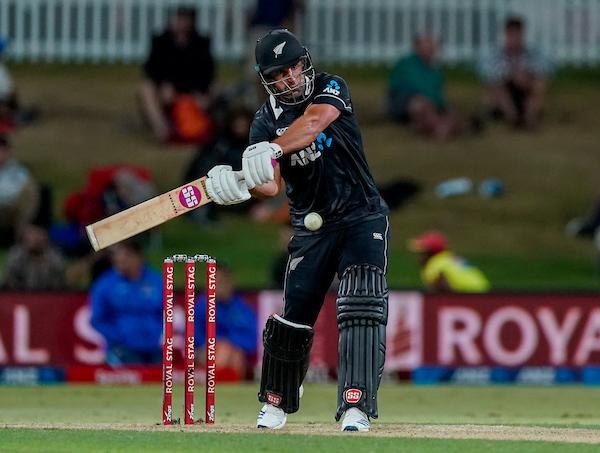 New Zealand vs India 3rd ODI Colin de Grandhomme winning performance