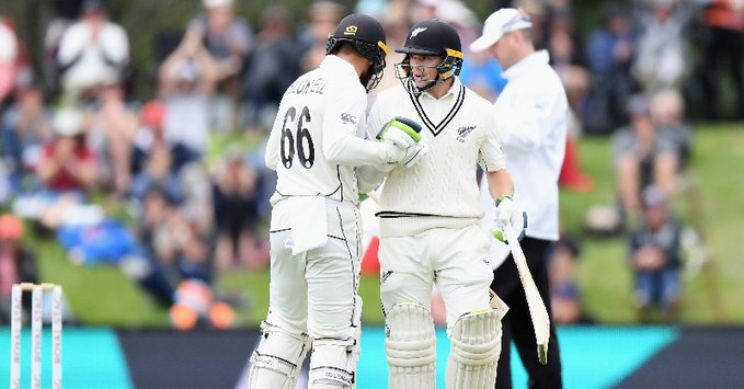 New Zealand won the series