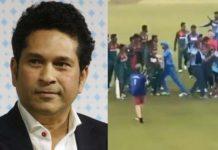 Sachin opens talk on U19 Worldcup