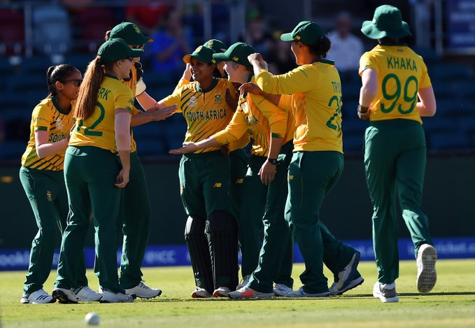 South Africa bowling