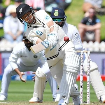 Trent Boult in 1st test match
