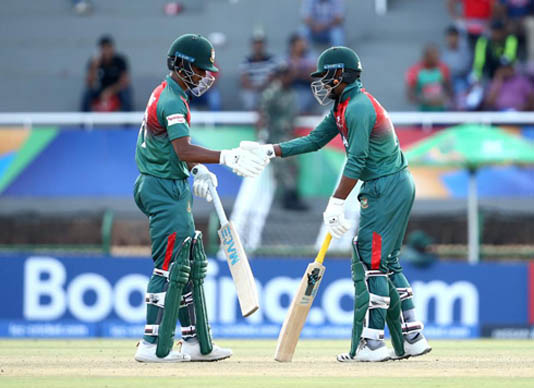 U19 worldcup 2020 New Zealand vs Bangladesh In semi finals Bangladesh win