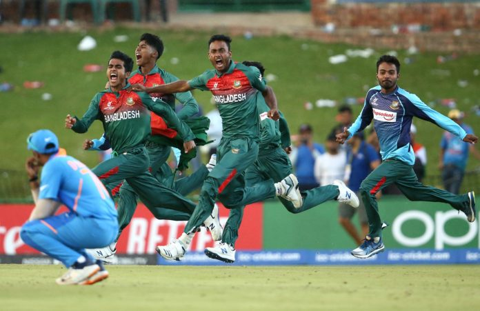 U19 worldcup India vs Bangladesh finals