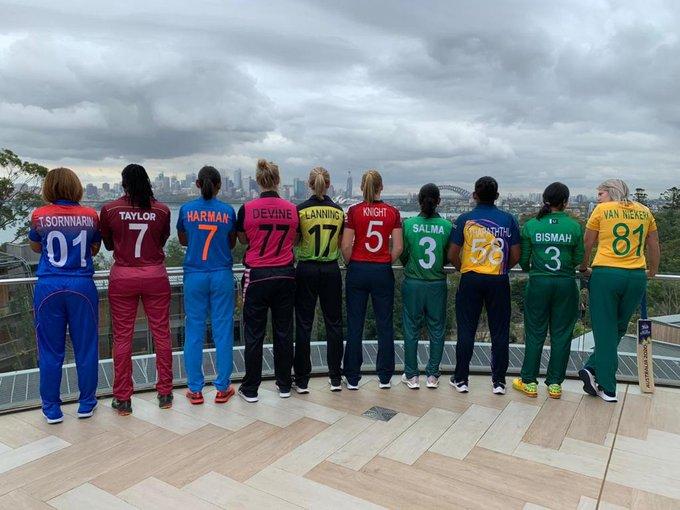 womens team captains