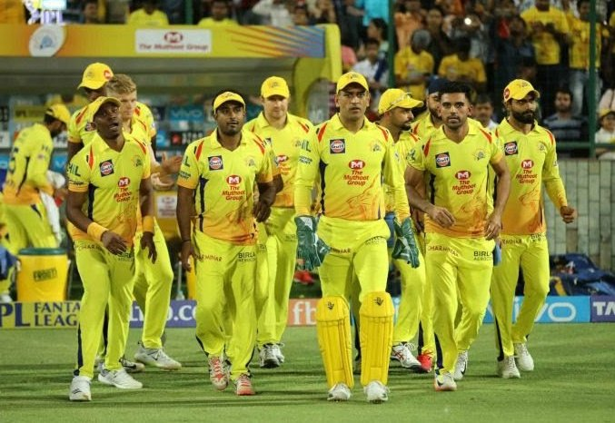 IPL 2020 : Dhoni reveals the true face of his IPL franchise CSK