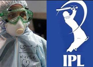 Corona virus and IPL
