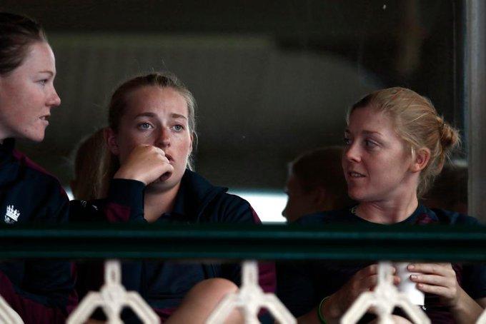 England womens team