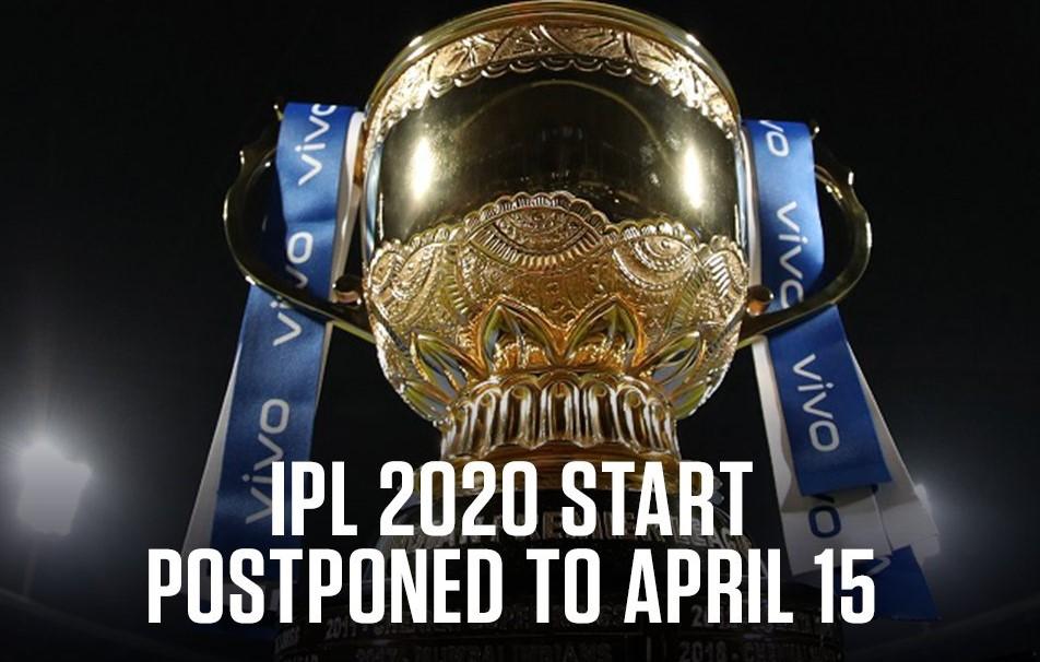 IPL postponed