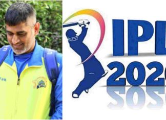 IPL use CSK skipper MS Dhoni's photo to create awareness