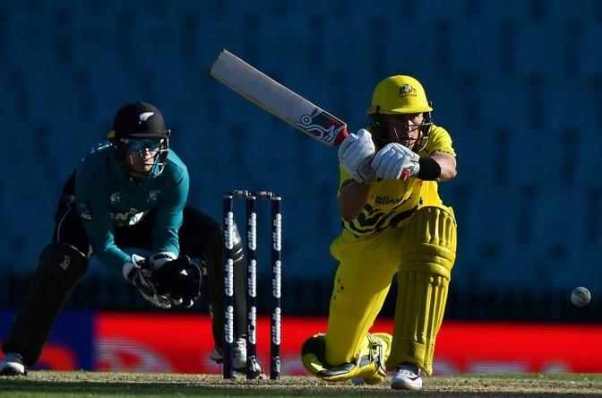 Marnus Labuschagne scored his 2nd ODI fifty