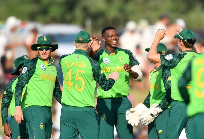 Ngidi pick six wickets in total