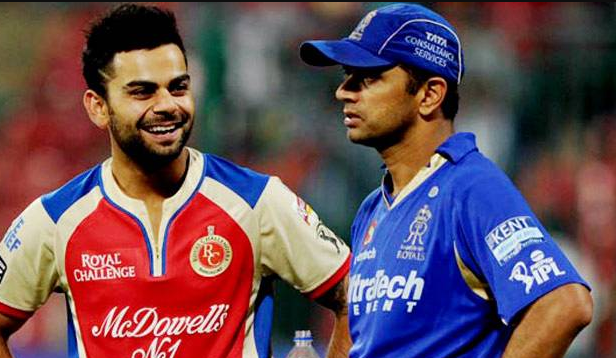 Dravid stated that the owners of CSK already had an experience of managing a cricket team before IPL