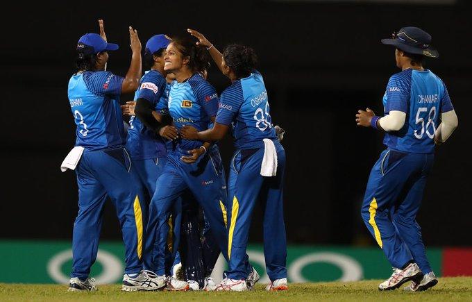 Siriwardena picks four wickets in total