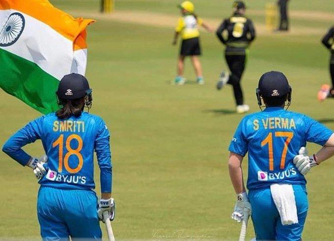 Smriti and Verma
