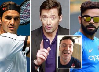 "Virat Kohli nominated by Roger Federer for ""solo drill"" at home"