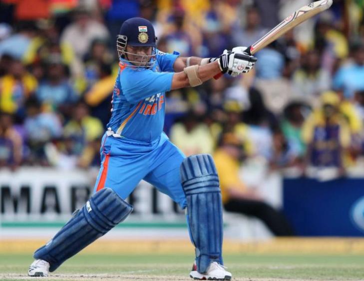 Sachin Tendulkar in ODI cricket