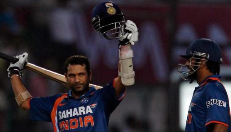 Sachin Tendulkar scored 49 Centuries in ODI format