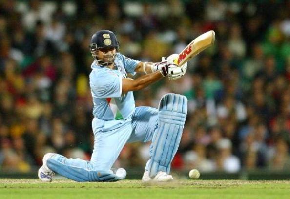 Sachin Tendulkar scored 117* v Australia, Sydney, 2008
