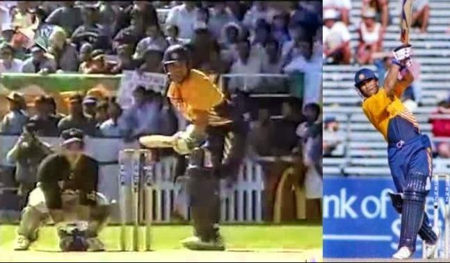 Sachin Tendulkar scored 82 v New Zealand, Auckland, 1994