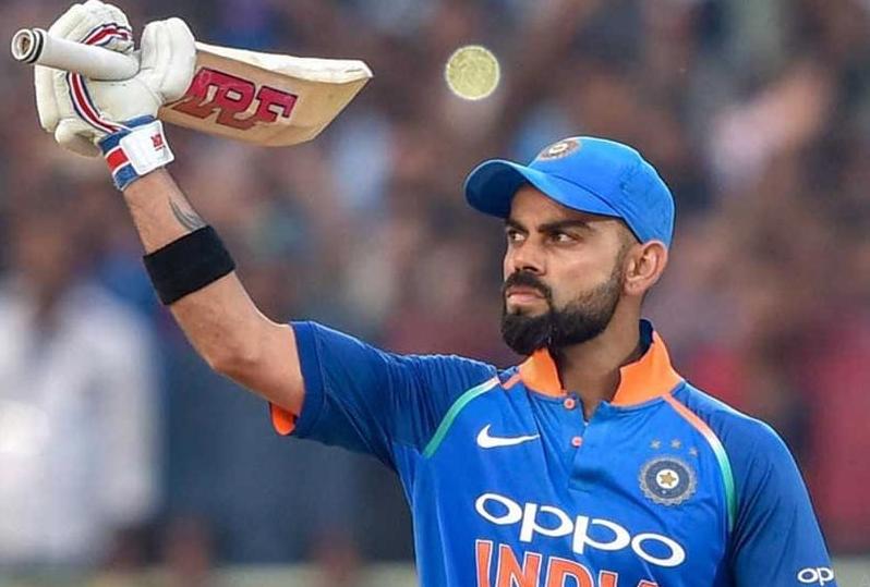Virat Kohli in ODI match