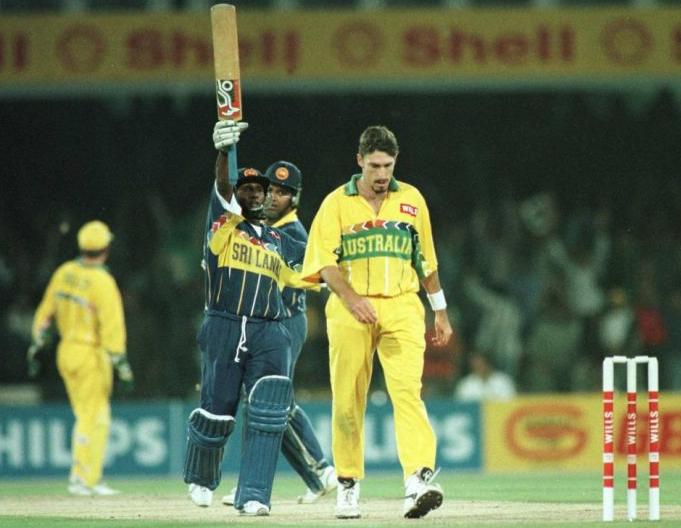 When Sri Lanka stunned Australia