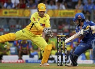 2010 IPL finals CSK vs MI
