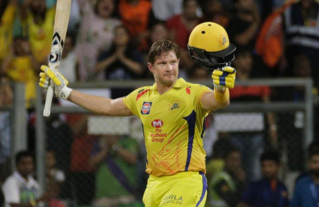 Shane Watson helps CSK to win IPL 2018