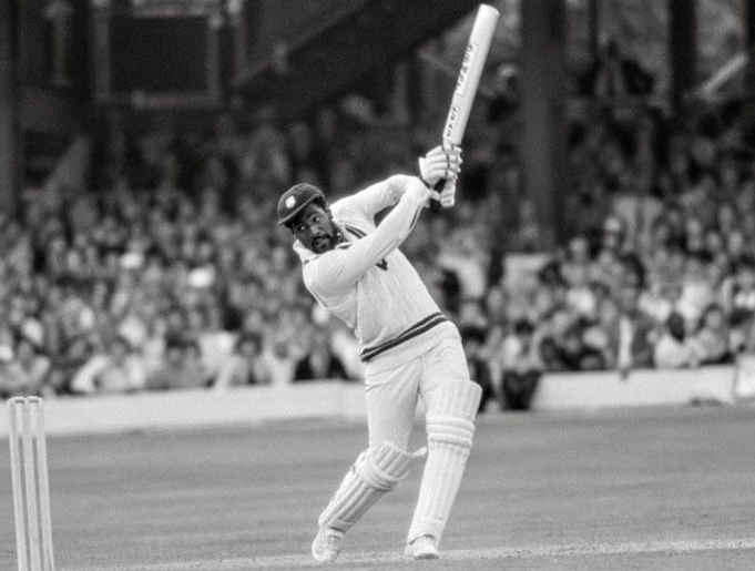 Viv Richards' hundred in the 1979 world cup final