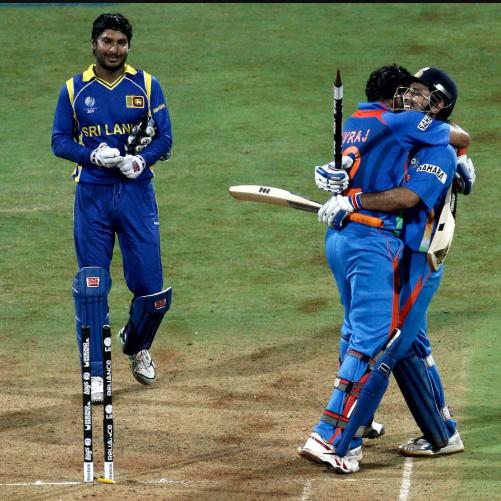 India vs Sri Lanka Worls Cup 2011 Finals