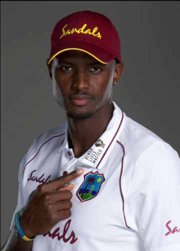 West Indies cricket team captain Jason Holder