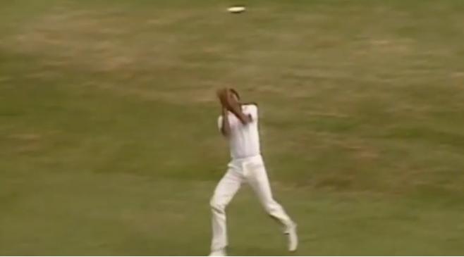 Kapil Dev catch in 1983 World Cup