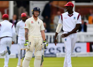 England vs West Indies Test schedule 2020