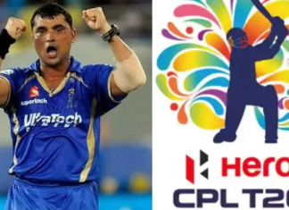 Pravin Tambe to play in CPL 2020