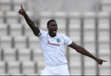 Jason holder 6 wickets vs England 1st Test Day 2