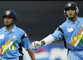reason for Sachin not to strikes the first ball of match