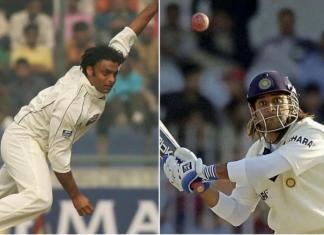 Shoaib Akhtar bowls Beamer to Dhoni