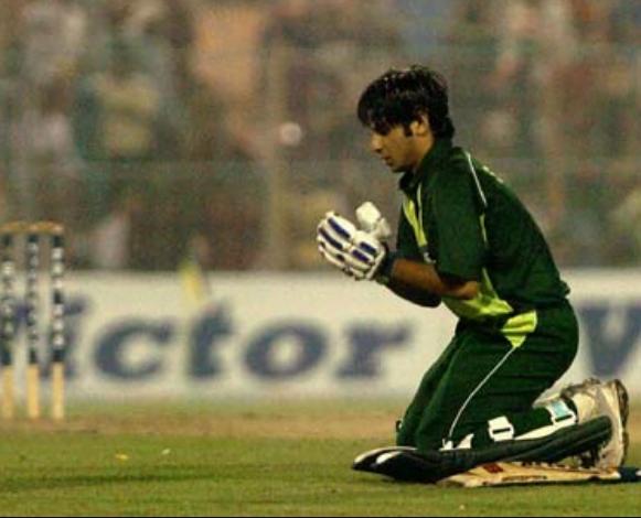 India vs Pakistan BCCI Platinum Jubilee Match 2004